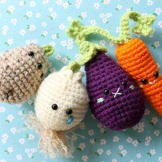 15 Adorable Crocheted Food Patterns That Will Make You Squeal!