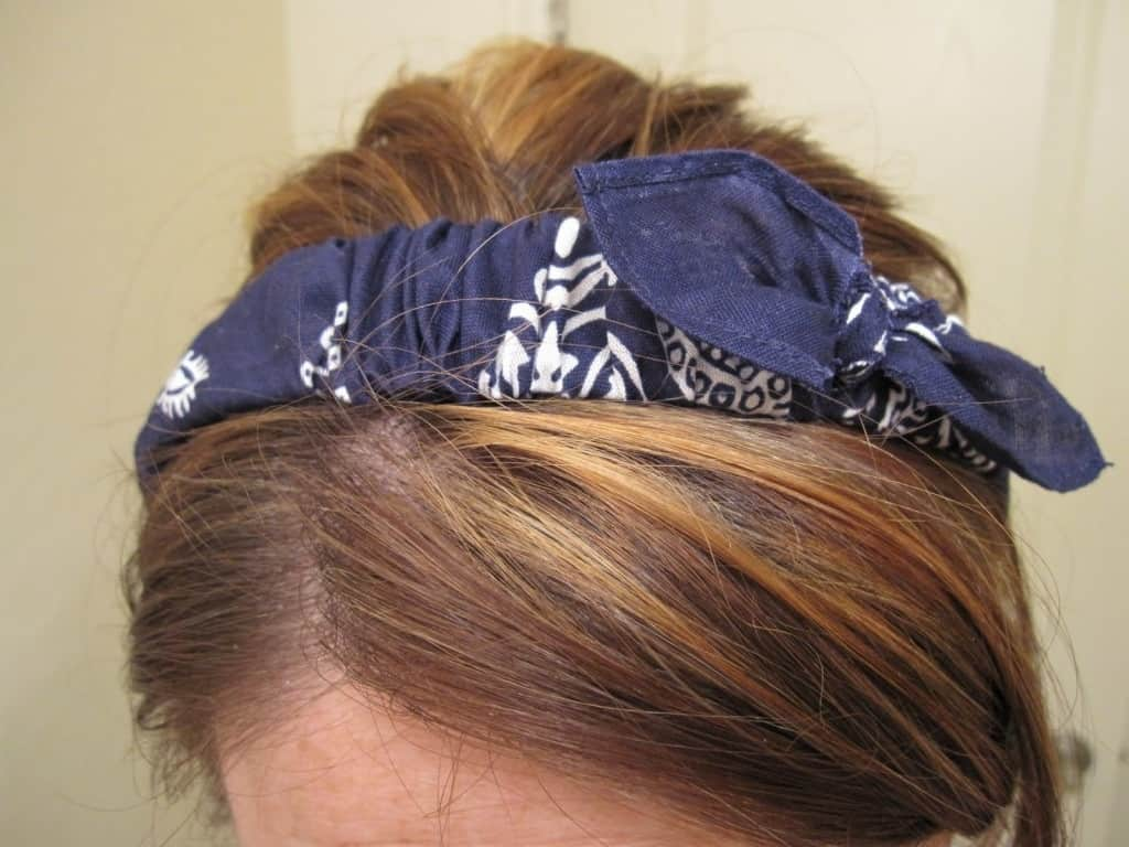 Bandana hairband