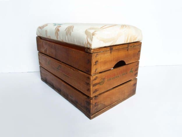 regard decor ottoman on images in throughout pinterest your diy wood crate home with to best ideas storage crates rustic