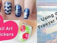 DIY nail art stickers 200x150 DIY Nail Products for All Kinds of Manicures