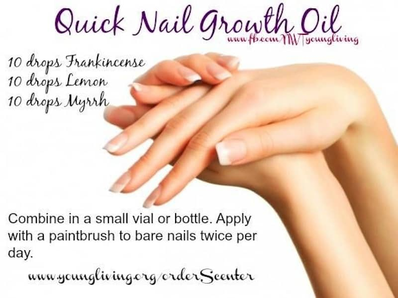 Diy nail products for all kinds of manicures 15 diy nail growth oil solutioingenieria Images
