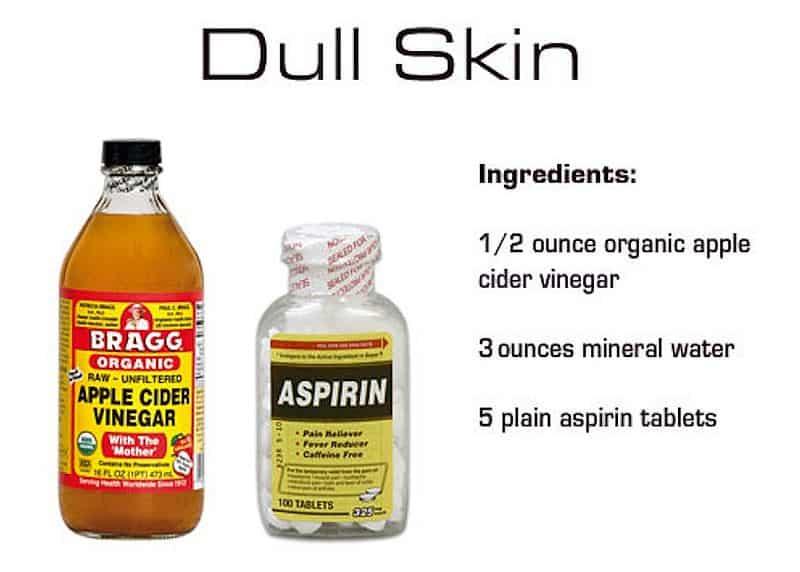Dull skin treatment