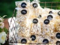 Miniature custom popcorn bags 200x150 15 DIY Ideas That Make Perfect Bridal Showers Favours