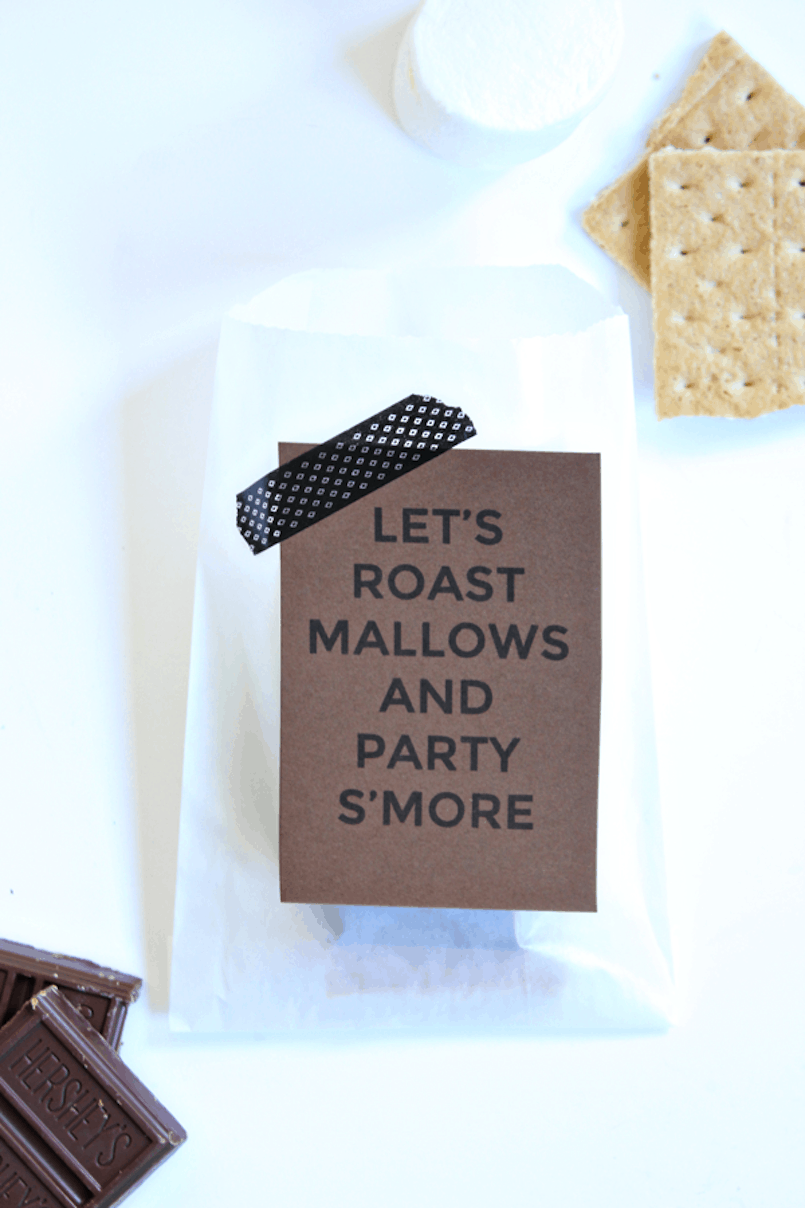 Novelty S'more kits
