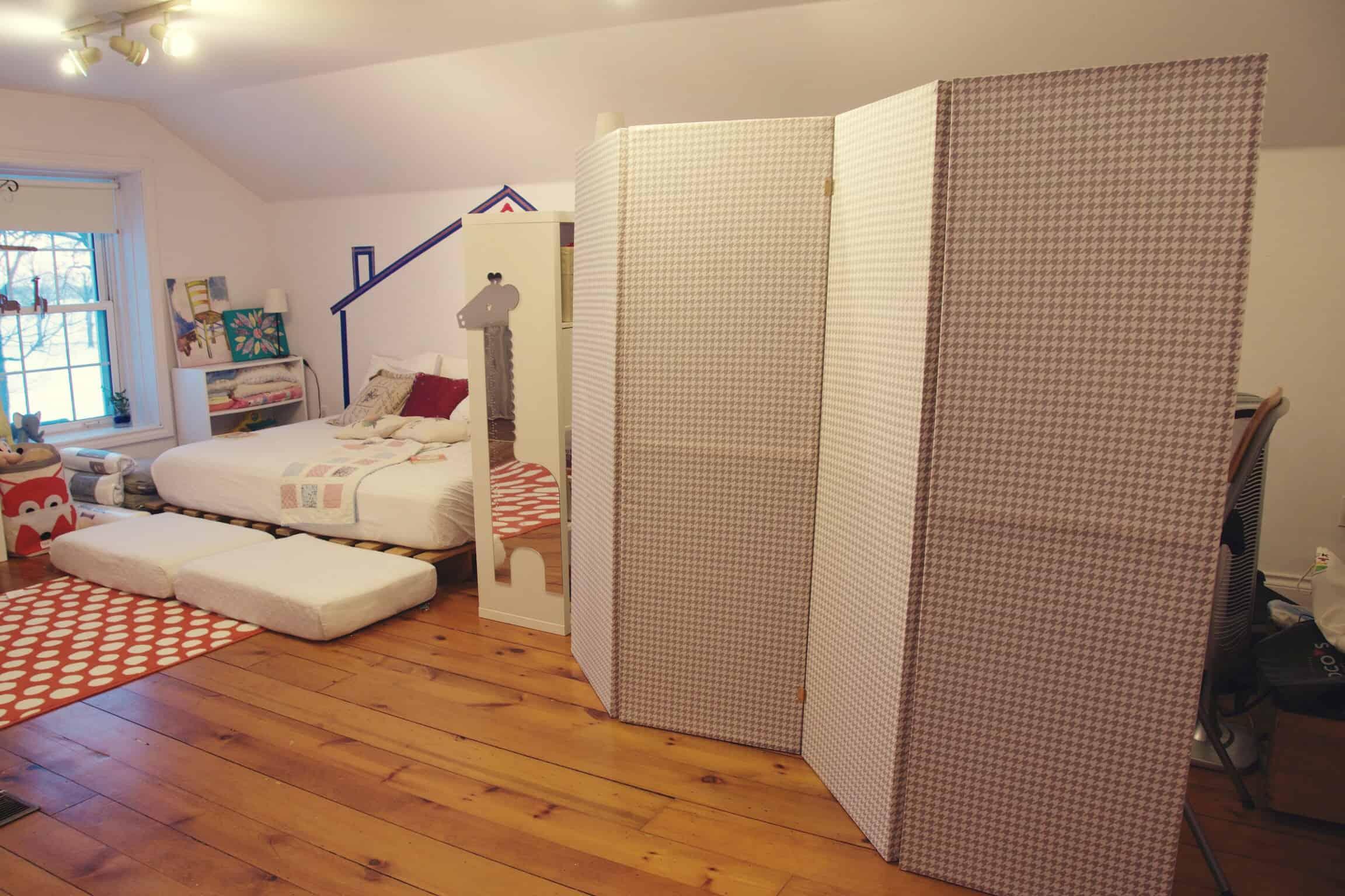 Pepita room divider