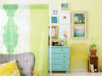 Shared Space Solution: DIY Room Dividers