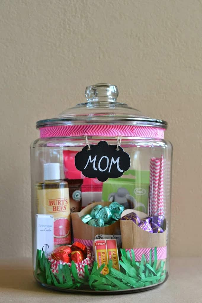 Unique Mother Day Gifts: 11 DIY Mason Jar Gifts You Can Make In Time For Mother's Day