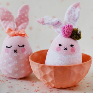 Children's Favorite: 13 DIY Bunnies You Can Make This Easter