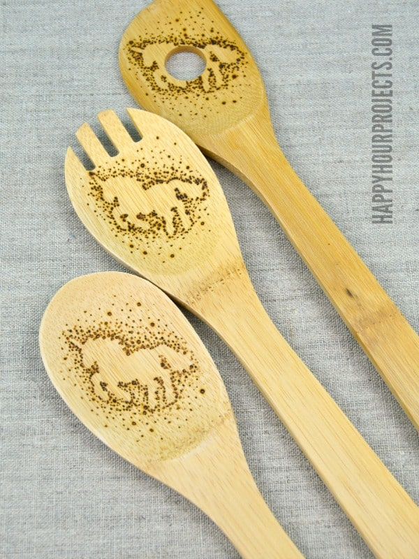 Unicorn kitchen utensils