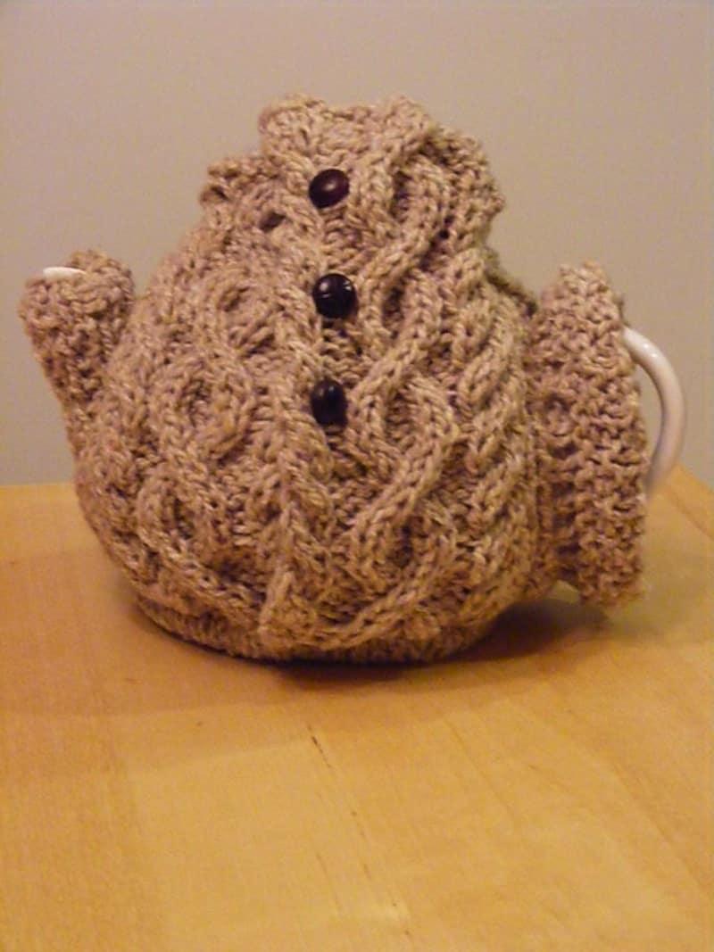 Warm Hug tea cozy