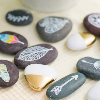 Crafts Made with Rocks and Stones