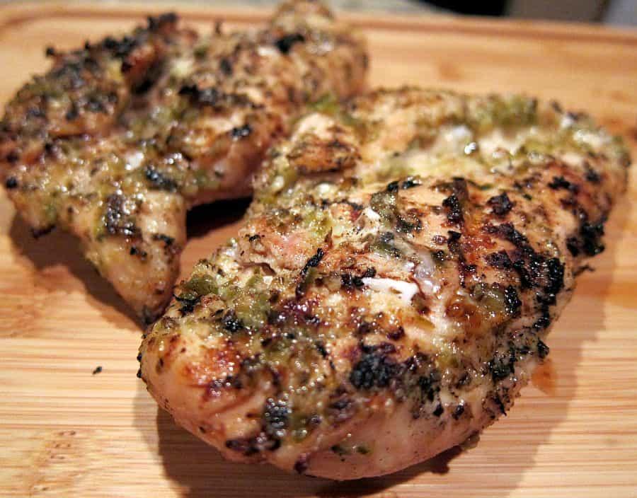 Jalapeno lemon grilled chicken recipe