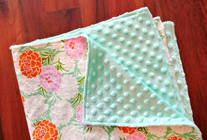 12 Diy Baby Blankets For Your Precious Bundle Of Joy