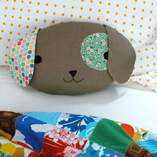Cushy and Cute: 12 DIY Animal Pillows
