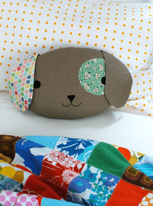 Cushy And Cute 12 Diy Animal Pillows