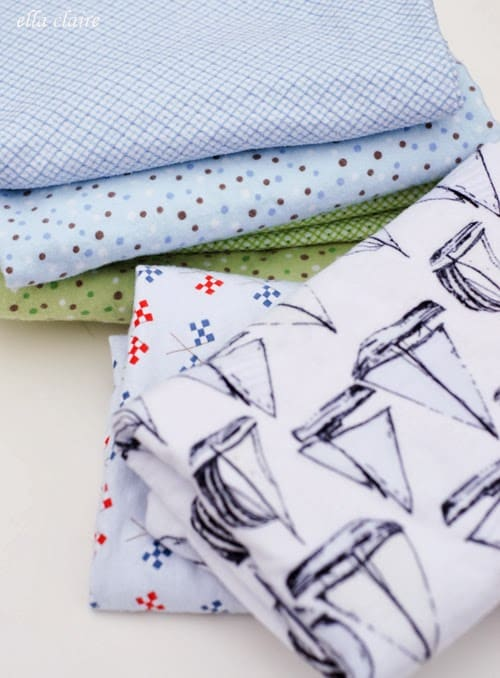 Diy Crafts With Receiving Blankets