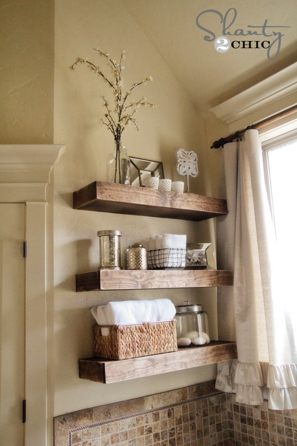 Simple And Trendy 13 Diy Floating Shelves