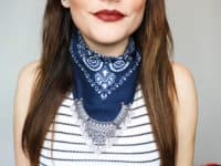 Epic DIY Bandana Accessories You'll Wear All Year Round