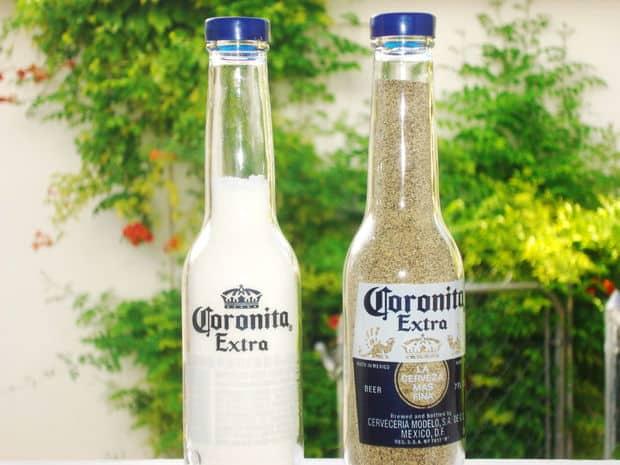 Corona shakers
