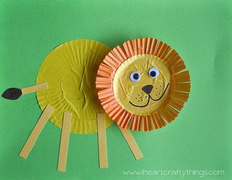 Quick Amp Cute Lion King Crafts For Adventurous Kids