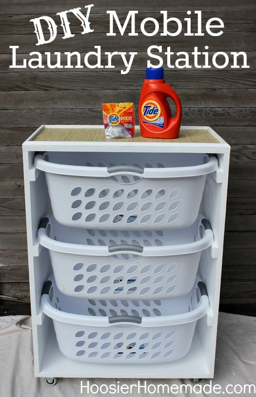 Creative Ways To Repurpose Laundry Baskets