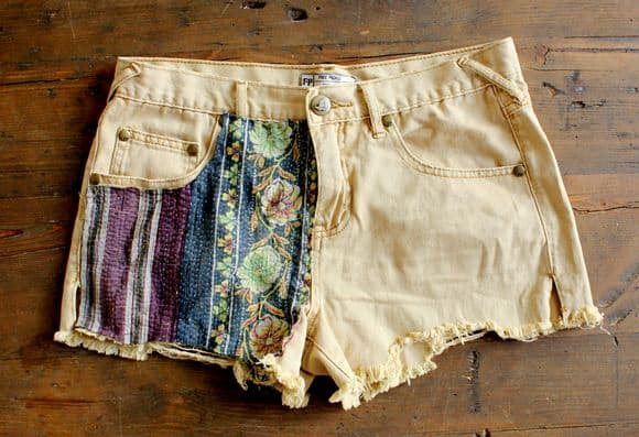 Fabric updated shorts
