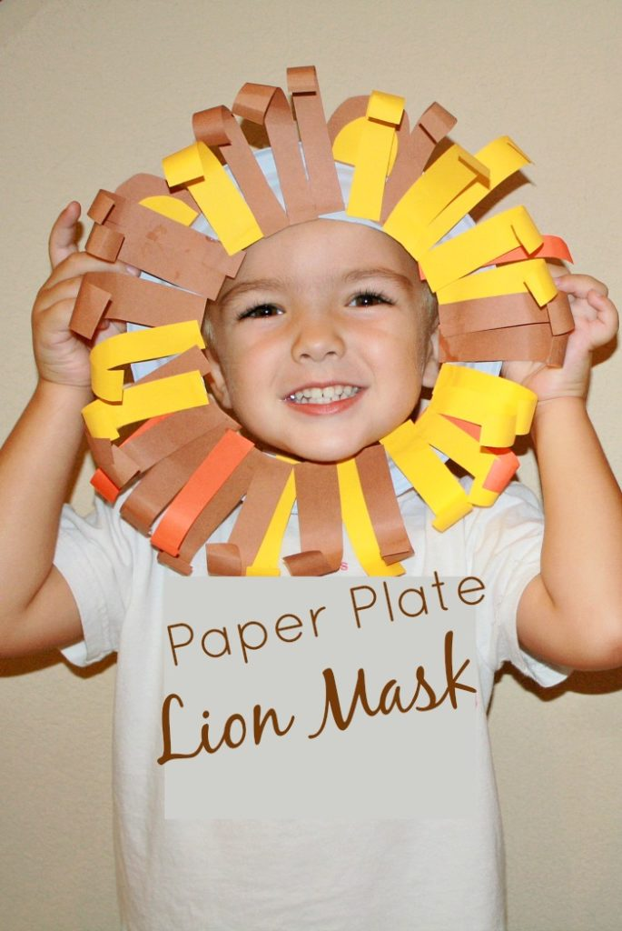 Quick cute lion king crafts for adventurous kids lion mane solutioingenieria Gallery