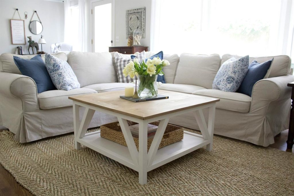 12 Diy Coffee Tables That Put Ikea To Shame, Things To Use Instead Of A Coffee Table