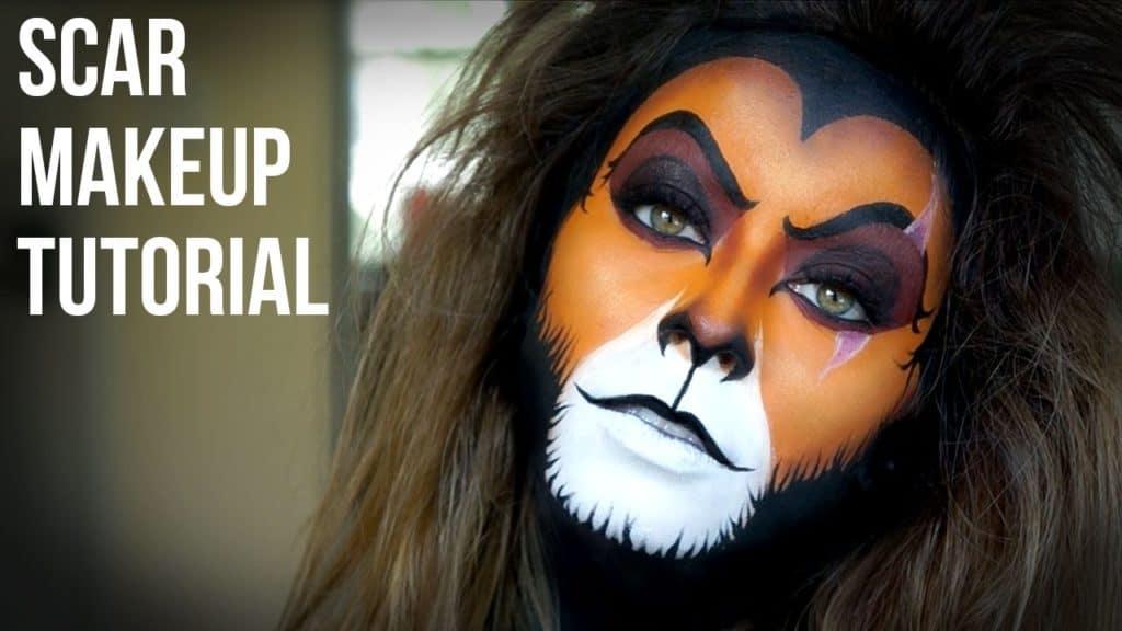 Scar Makeup Tutorial