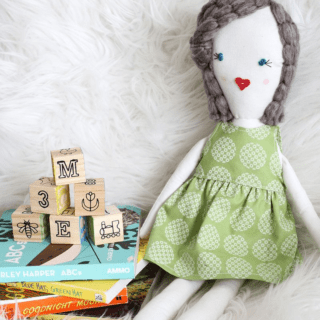 14 Ultra-Cute Homemade Rag Doll Tutorials