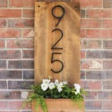 Welcome Home: Innovative DIY House Number Signs