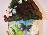 Beautiful fairy house 200x150 Cute and Magical: DIY Fairy Crafts for Little Girls