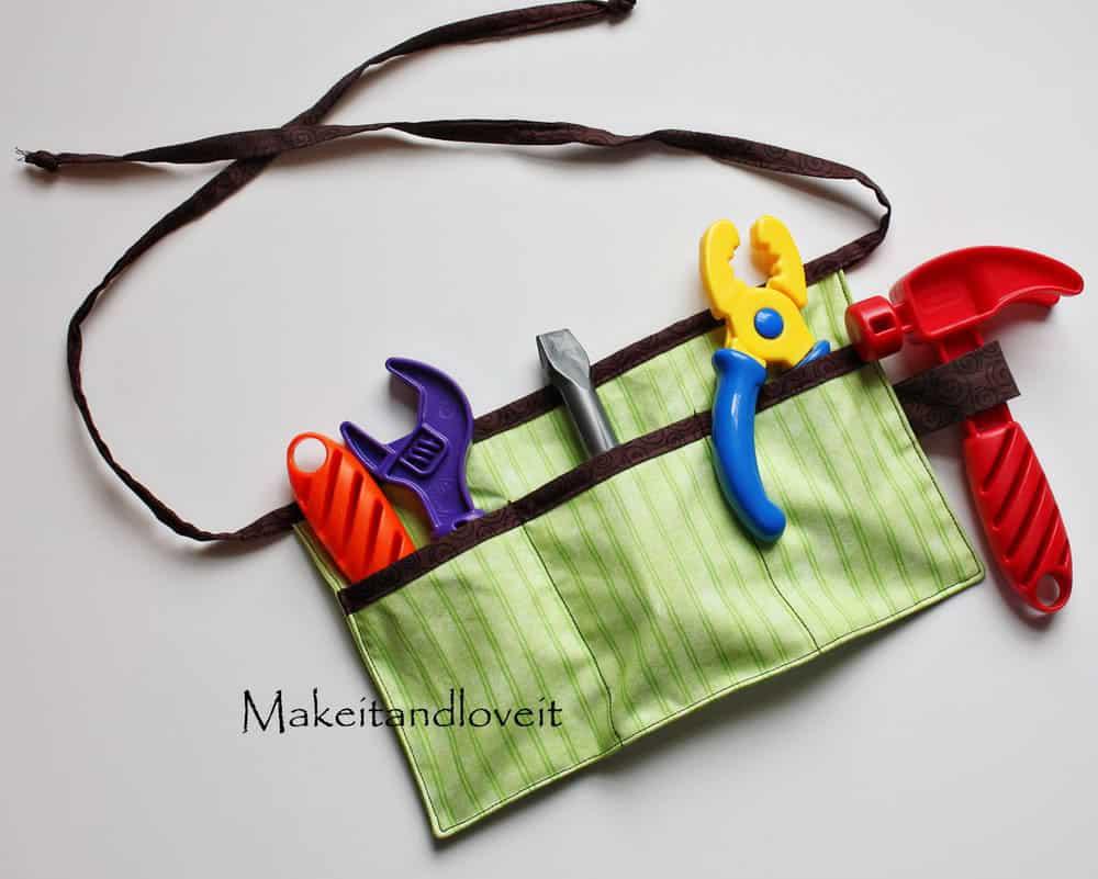 Boy's tool belt