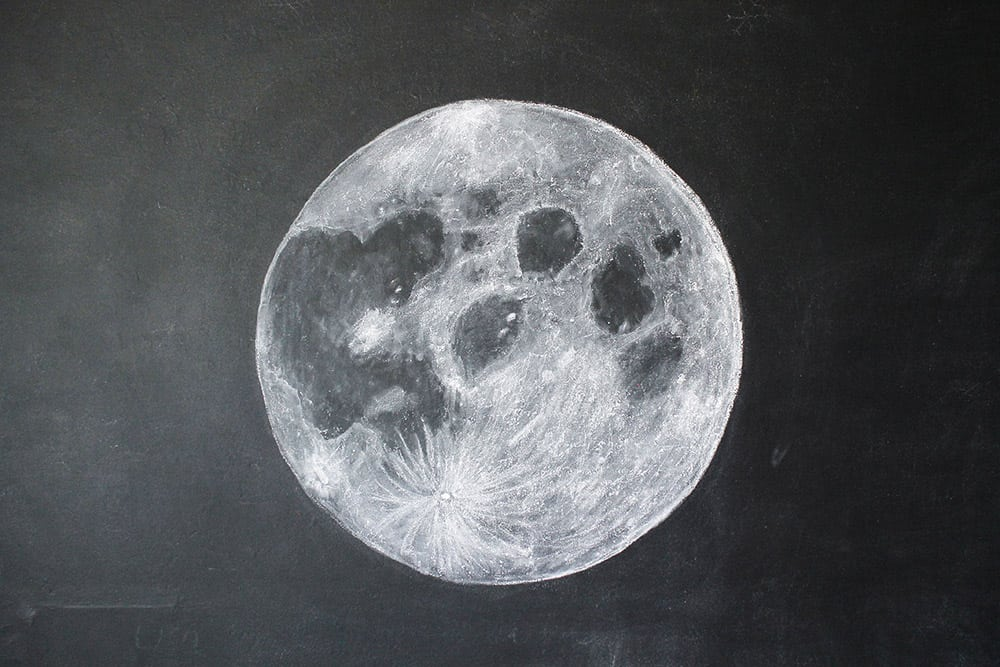 Moon Child S Paradise 9 Diy Projects That Honor The Moon