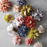 Floral Perfection: 12 Breathtaking DIY Fabric Flowers