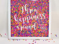 Confetti Party: 12 DIY Ideas for Leftover Confetti