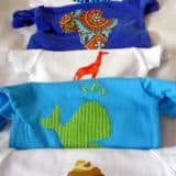 Adding Color to Your Wardrobe: Custom Fabric Applique Ideas