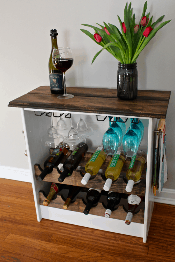 Wine O Clock Ingenious And Innovative Diy Wine Racks