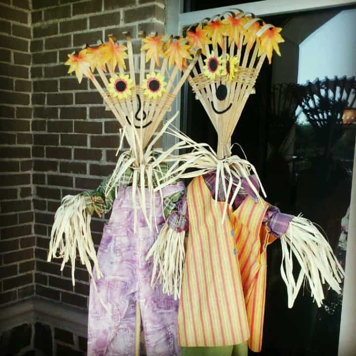 Creative Scarecrow Ideas For Your Garden