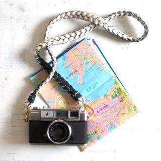 Photographer's Sweet Spot: DIY Camera Straps