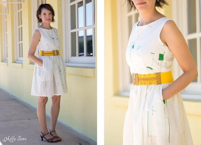 13 Cute DIY Summer Dress Sewing Patterns and Tutorials