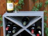 Wine O'Clock: Ingenious and Innovative DIY Wine Racks