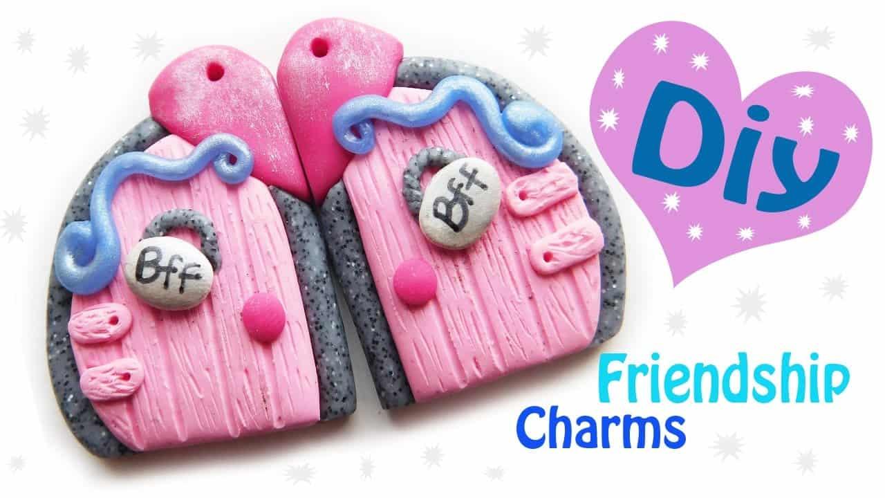 Fairy doors friendship charms