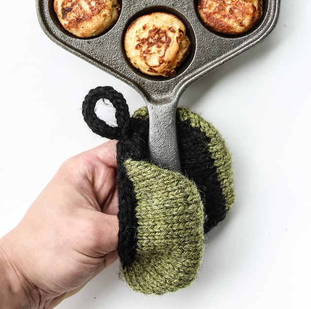 Hot pad mini mitts