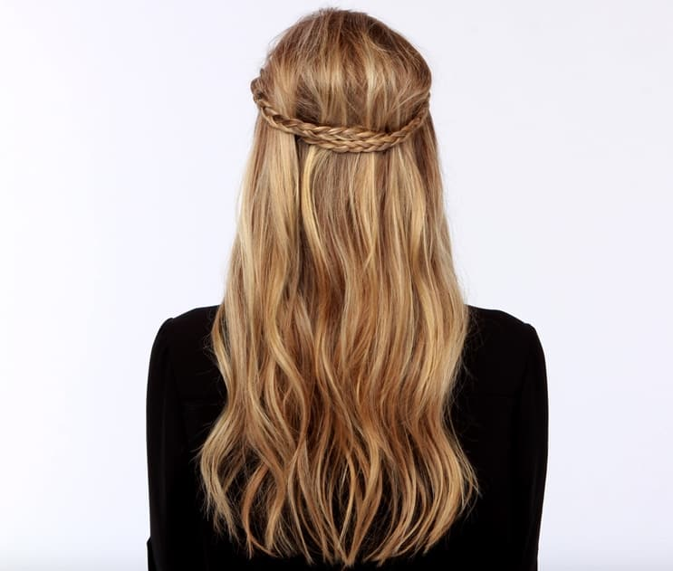 Khaleesi braid