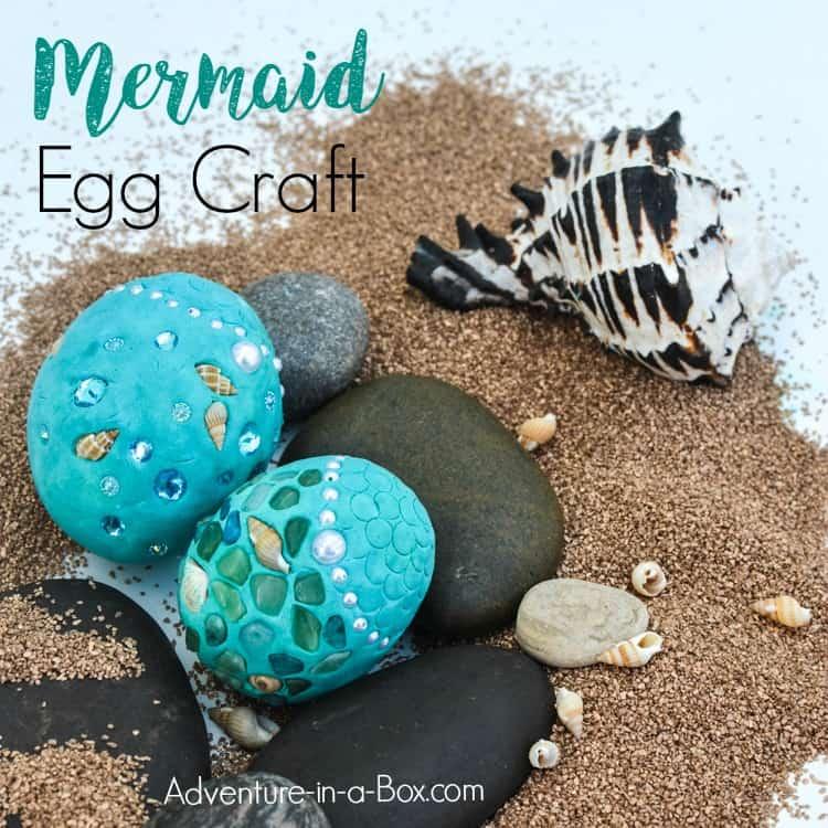 Mermaid eggs