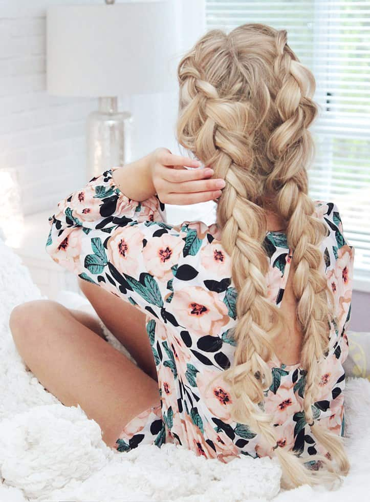 13 Braided Hairstyles To Rock This Summer