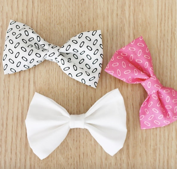 12 Charming DIY Hair Bows You Will Cherish Forever 266b70e9c9