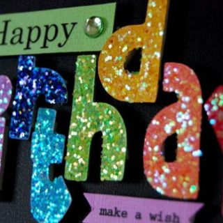 Pretty and Personalized: Fabulous Homemade Birthday Card Ideas