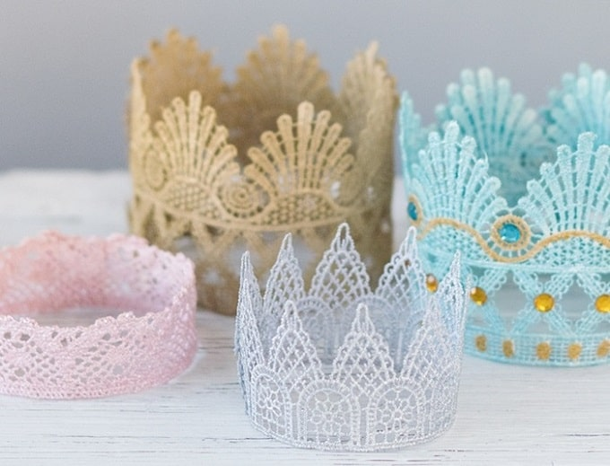 Diy Dress Up Crowns For Kids And Adults Alike